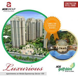 luxurious residential flats